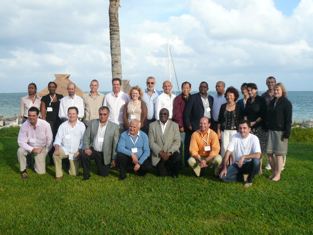 2010 Annual Conference in Mexico